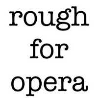 Second Movement's Rough for Opera