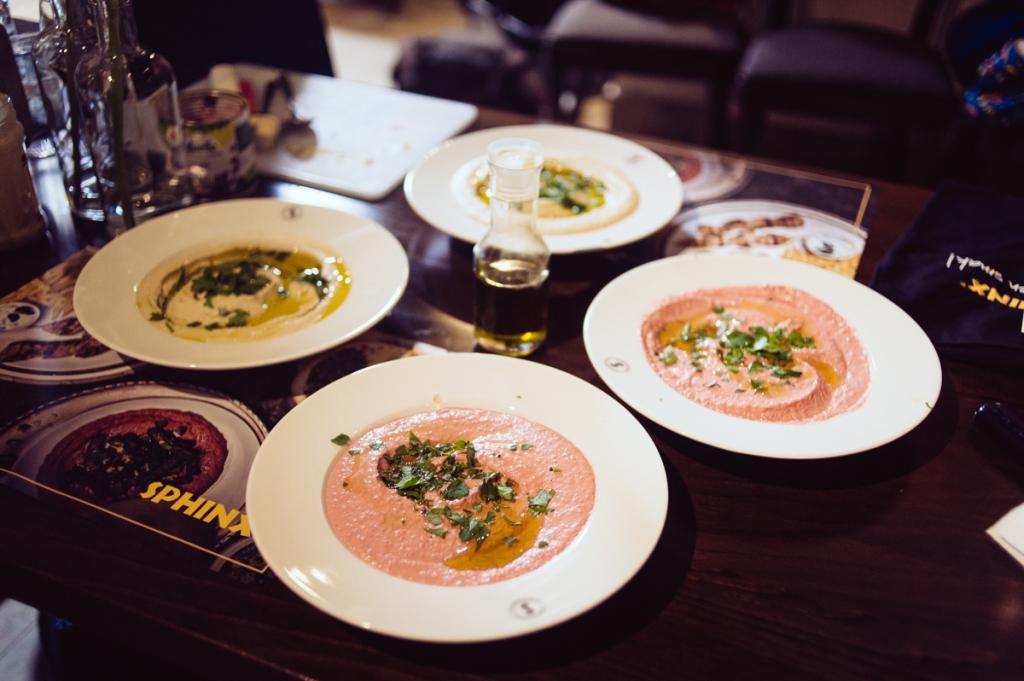 Kofta Za Atar I Daktyle Czyli Kuchnia Libanska W Sphinxie