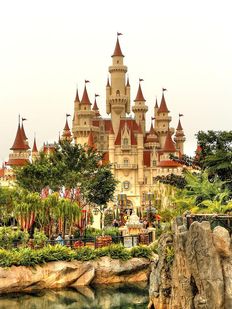 Faraway Land - Universal Studios Singapore