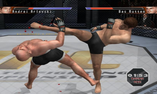 UFC Sudden Impact game for pc
