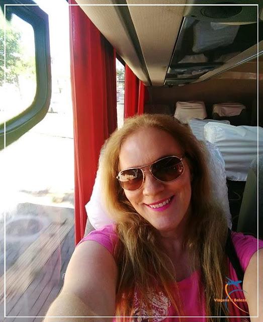 Õnibus para Puerto Iguazú