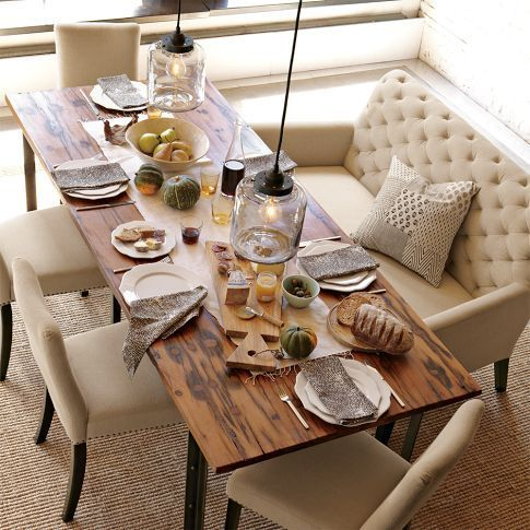 Beautiful Abodes Cozy Dining Rooms