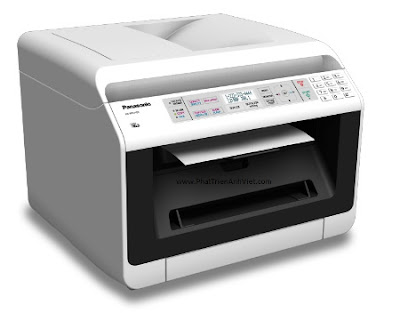 a fast impress scanner amongst normal resolution Panasonic KX-MB2170 Driver Download