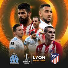 مباشر مشاهدة مباراة اتلتيكو مدريد ومارسيليا بث مباشر نهائي 16-5-2018 الدوري الاوروبي يوتيوب بدون تقطيع