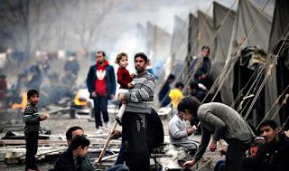 mülteci kampı