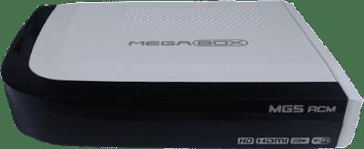 MEGABOX MG5 ACM NOVA ATUALIZAÇÃO V1.45 MG5%2BACM1