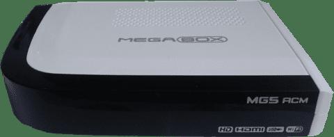 MEGABOX MG5 ACM NOVA ATUALIZAÇÃO V1.45 - 21/12/2017
