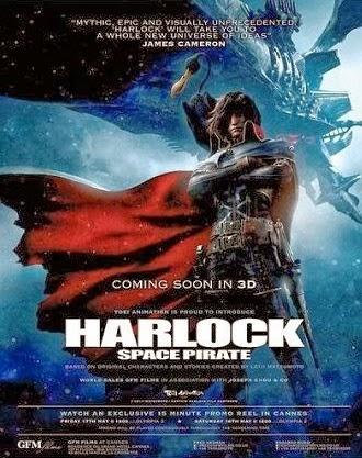 Download Capitão Harlock : Pirata do Espaço Dublado
