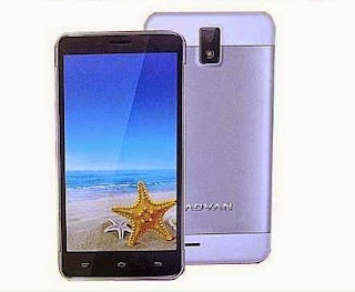 Firmware Advan S45A Tested