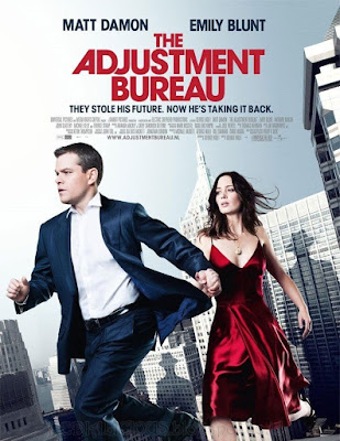 Sinopsis film The Adjustment Bureau (2011)