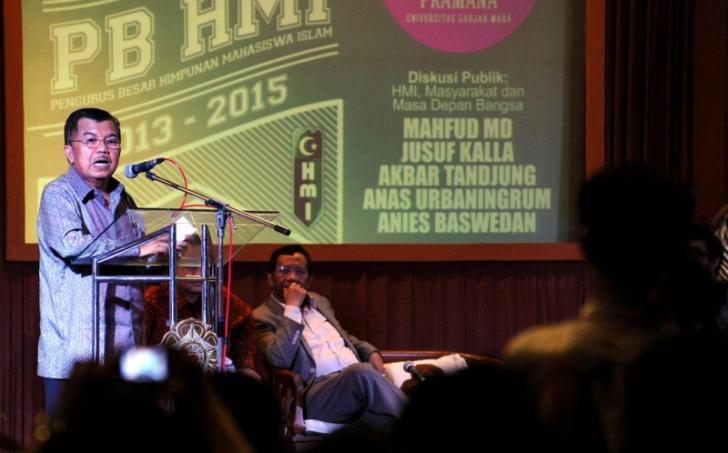 Brigade Jokowi Sebut Jaringan HMI Jusuf Kalla Membahyakan Pemerintahan
