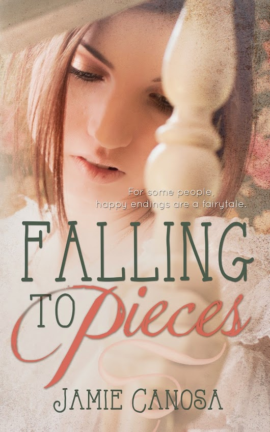 BLOG TOUR: Falling to Pieces by Jamie Canosa