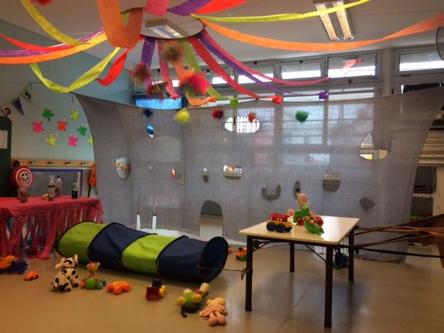 Escuela Infantil N 6 D E 10 Sala De Deambuladores 2017