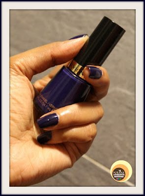 Revlon 490 Urban Nail Enamel Review on NBAM
