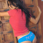 Selena Spice Camiseta Roja Foto 26