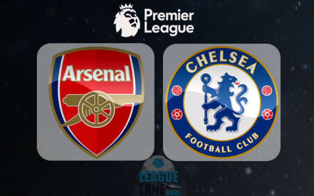 Premier League! Arsenal vs Chelsea LIVE From The Emirates on