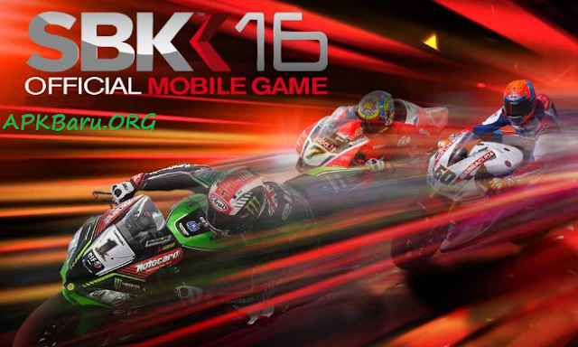 SBK16 Official Mobile Game V1.2.0 Mod Premium Apk+Data (Full Unlock)