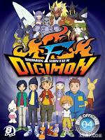 Cuộc Phiêu Lưu Của Những Con Thú Digimon (Phần 4)