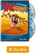 Taz-Mania - 90s cartoons