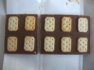 Milka With Tuc Crackers Milka With Lu Cookies