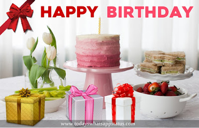 100 Happy Birthday Wishes in English | Birthday Sayings Quotes Status