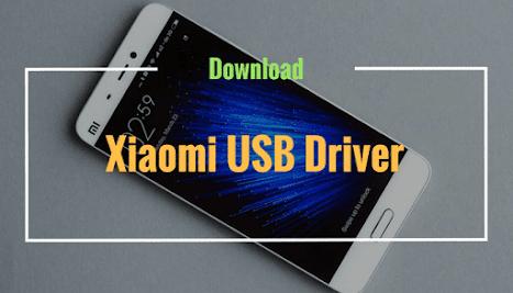 Xiaomi Redmi 4x USB Driver