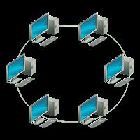 Resultado de imagen para red de anillo