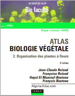 Atlas Biologie végétale 9ème édition
