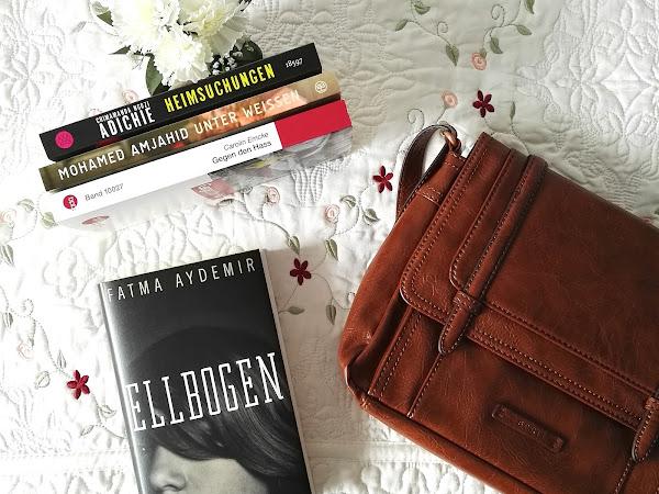 "[Rezension] ""Ellbogen"" - Fatma Aydemir"
