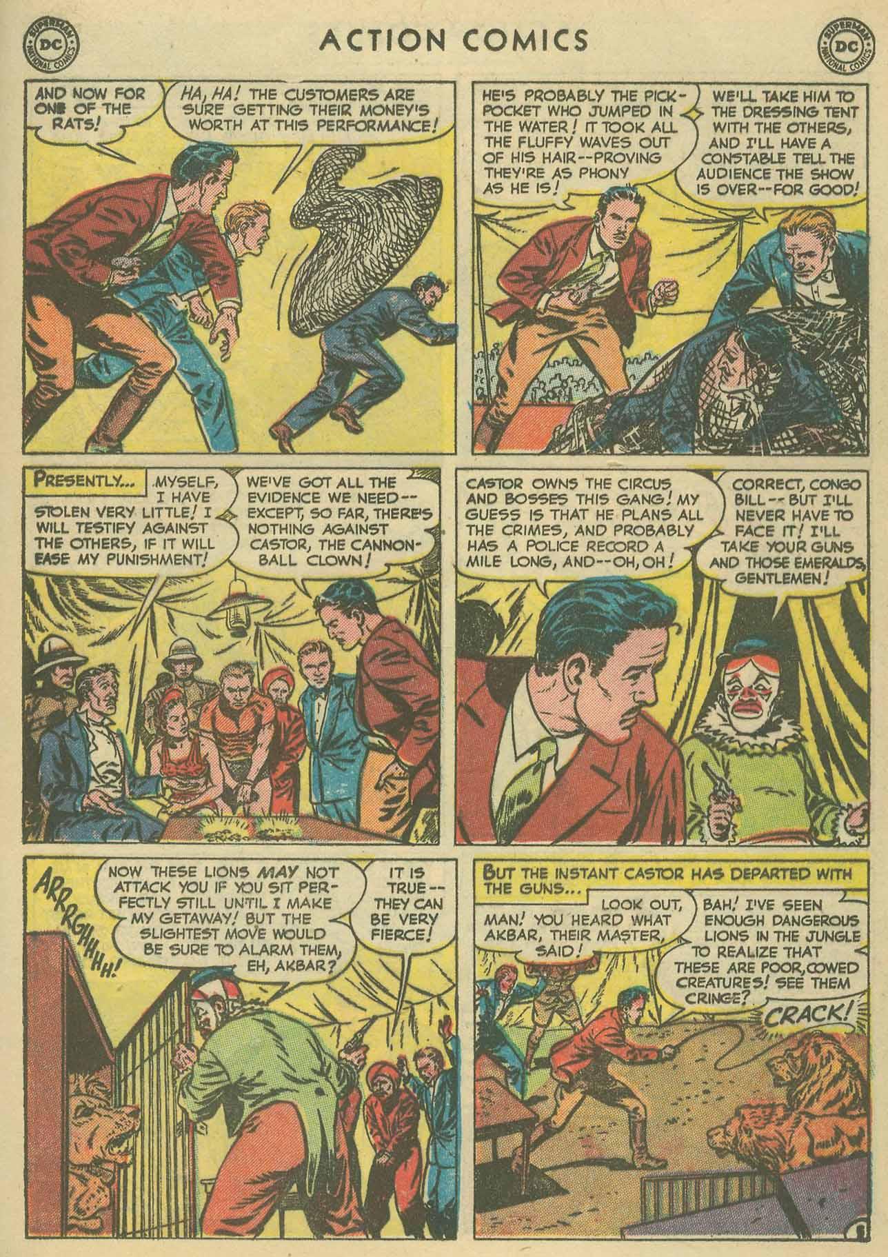 Action Comics (1938) 160 Page 30