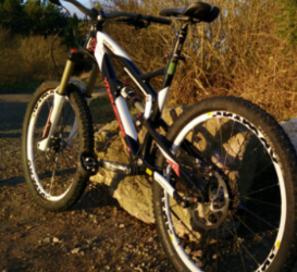Stolen Bicycle - YT Industries Wicked Pro