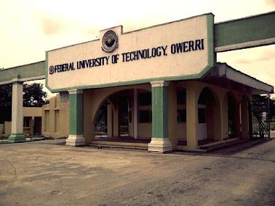 Federal University Of Technology, Owerri (FUTO) 2017/2018 Registration Schedule For New Students