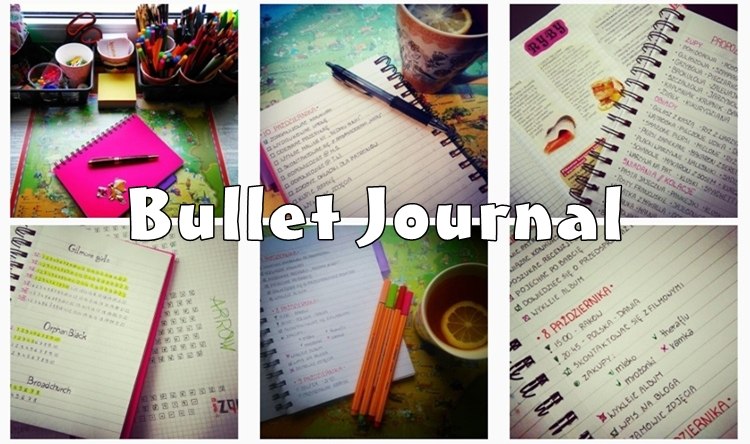 Bullet Journal kreatywa