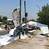 Una avioneta se precipitó a tierra durante la tarde de este lunes en las cercanías del aeródromo de Tobalaba, esto en la comuna de Peñalolén