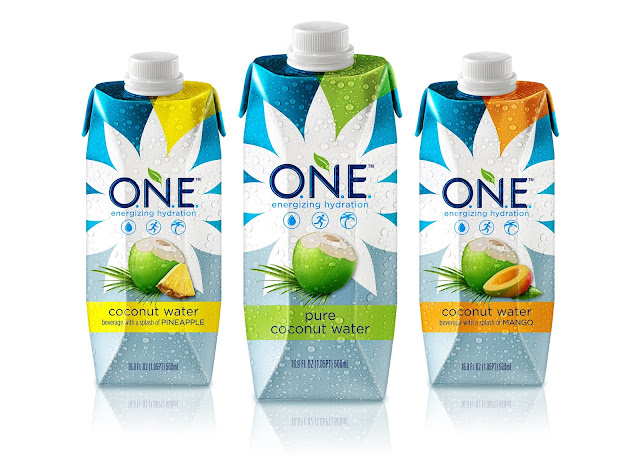 ONE Coconut Water on Packaging of the World - Creative ...