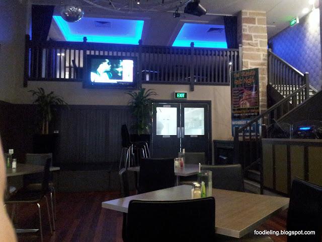 Verve Bar Kitchen Oaklands Park Sa