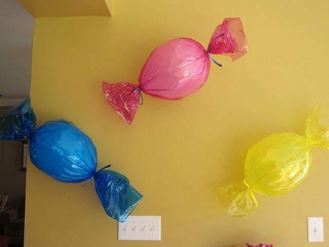 con esta linda idea decorativa puedes decorar cumpleaos de o para nias