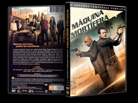 Máquina Mortífera - 2ª Temporada
