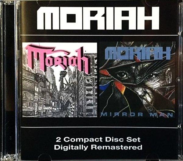 MORIAH - Moriah EP + Mirror Man [2-CD digitally remastered reissue] (2016) full