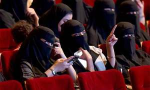 Good News for Saudi Women: Saudi Arabia lifts decades-long ban on cinemas