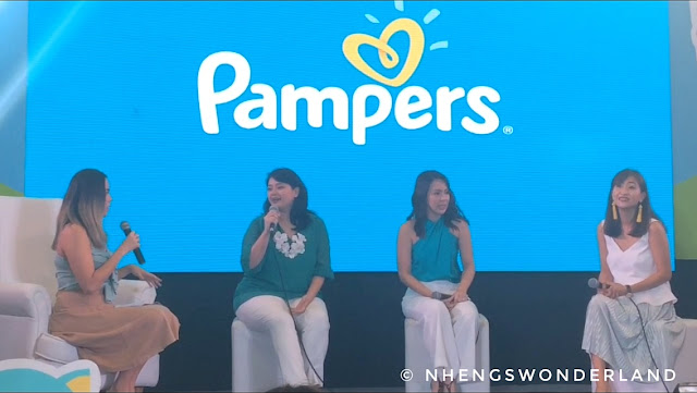 Celebrity Moms on Pampers