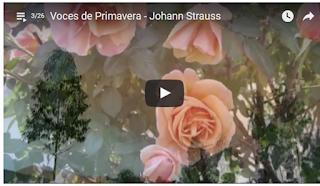 IMAGEN Voces de Primavera - Johann Strauss
