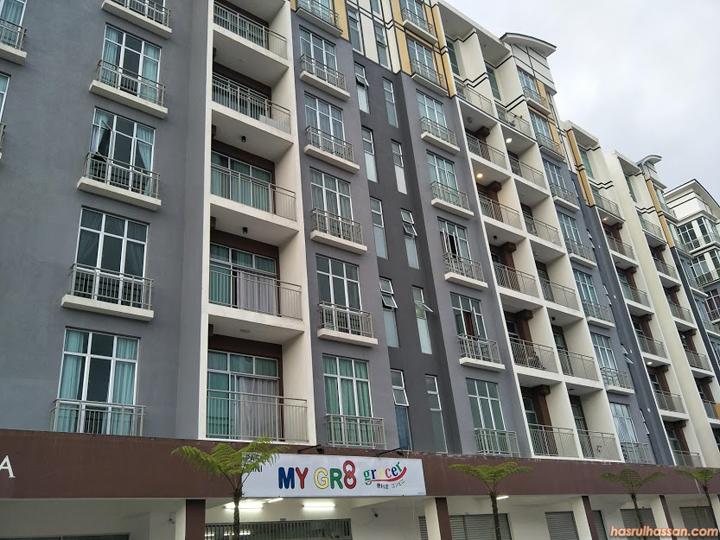 homestay apartment Cameron Highlands dekat Pasar Malam Brinchang