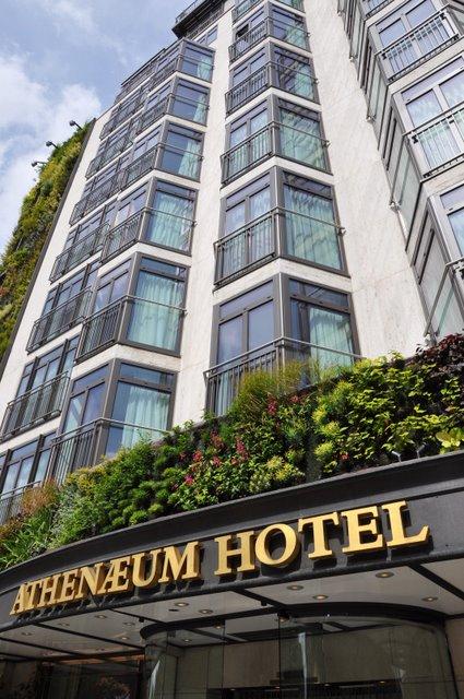 Hotels in Europe: Athenaeum Hotel London