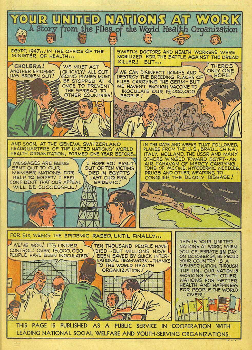 Read online World's Finest Comics comic -  Issue #49 - 39