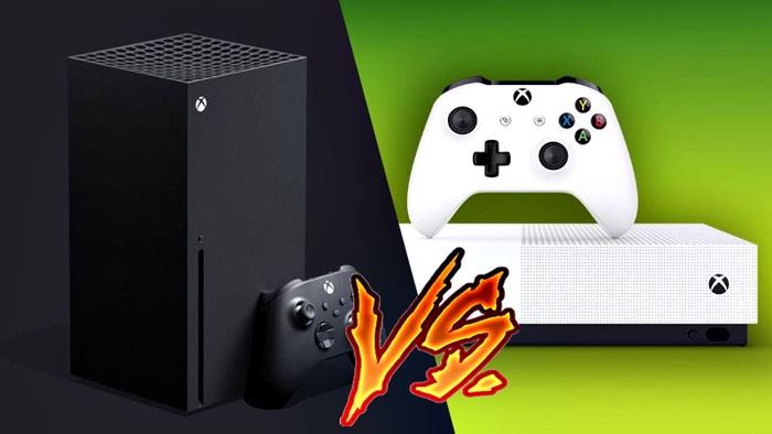 xbox one series x vs xbox one x