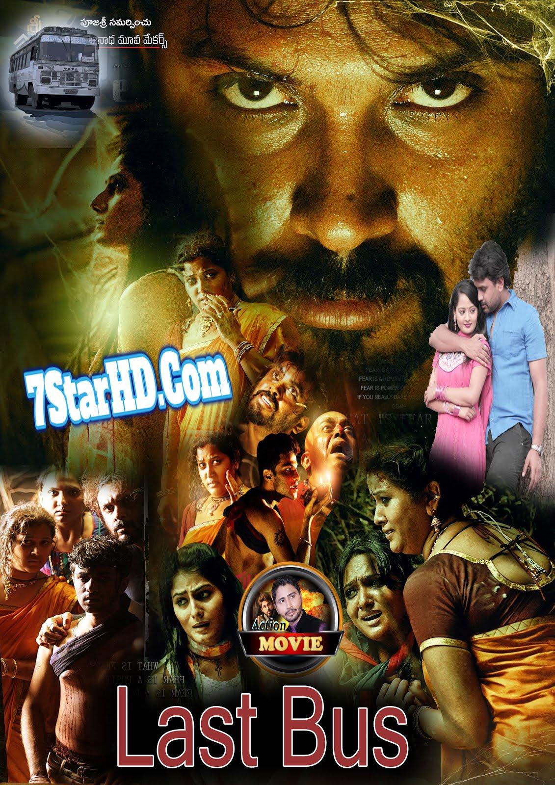 Last Bus (2018) Hindi Dubbed 350MB HDTV 480p x264