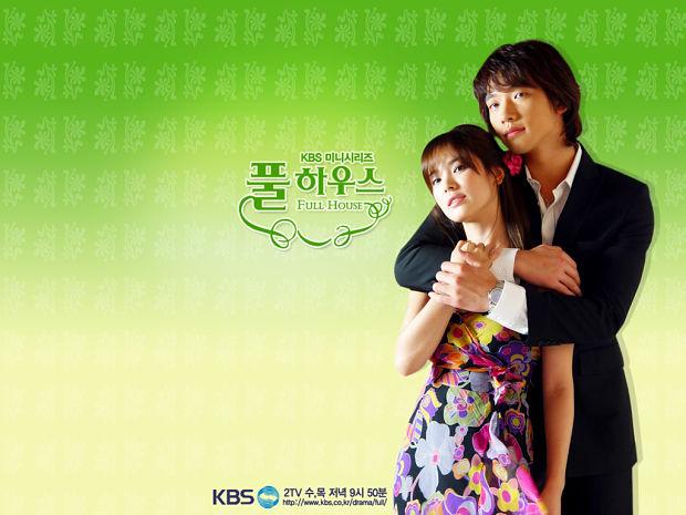 11 Drama Korea Full House Diadopsi dari Komik Terbaik