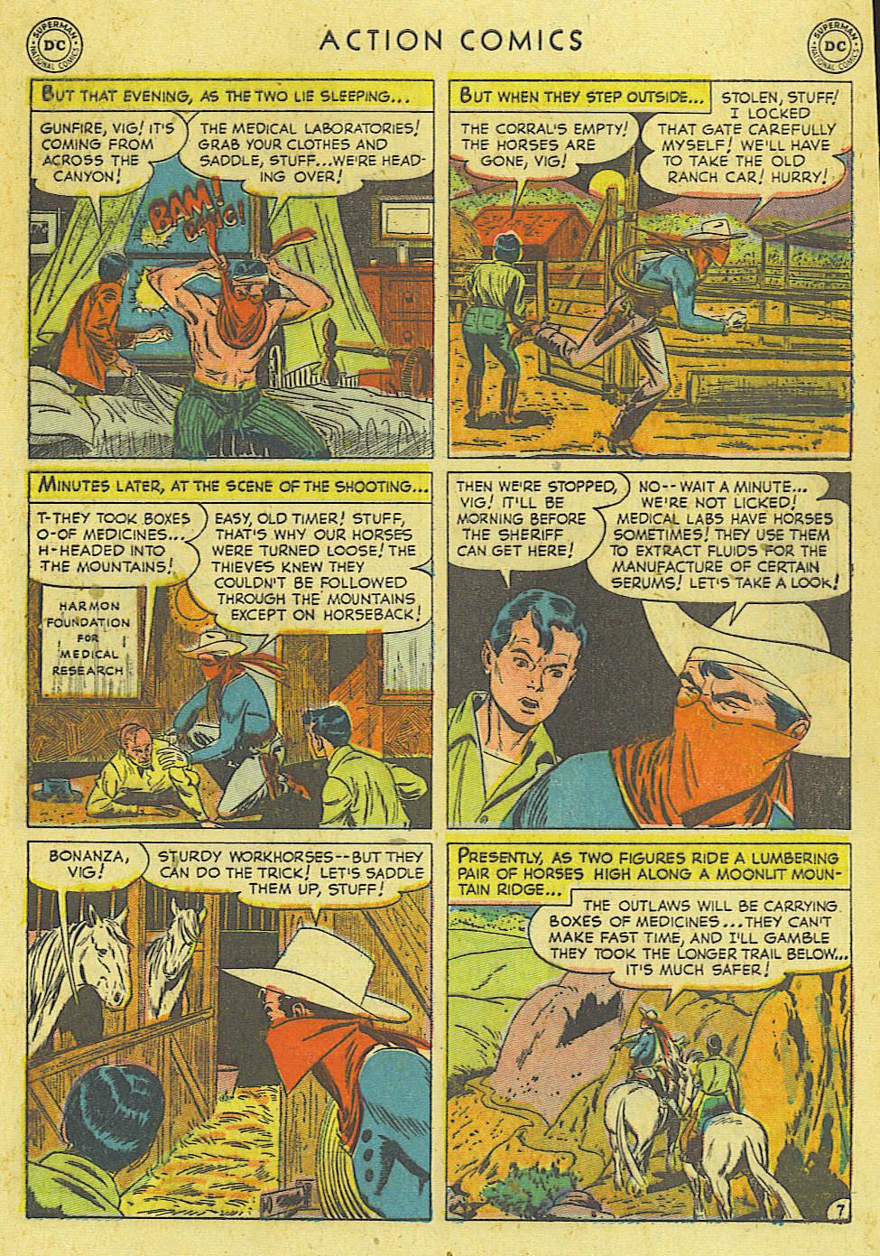Action Comics (1938) 162 Page 32