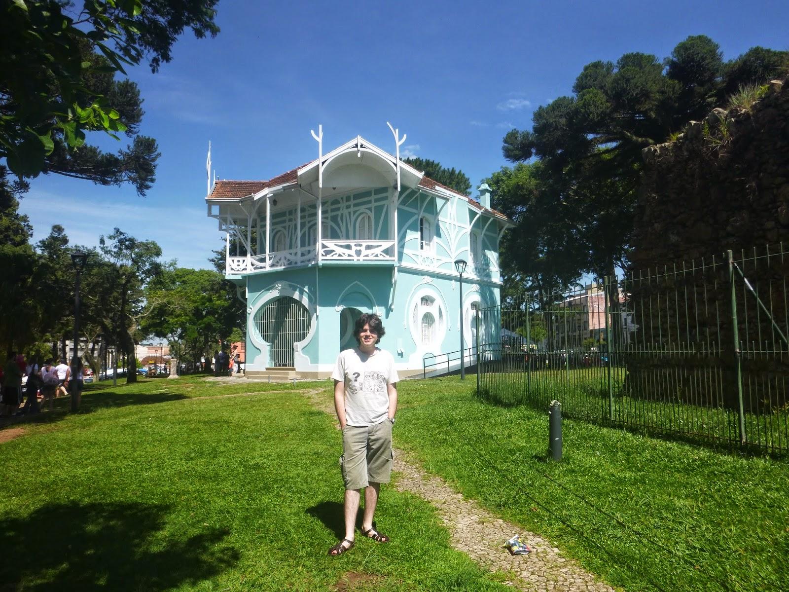 Edifício Belvedere - Curitiba